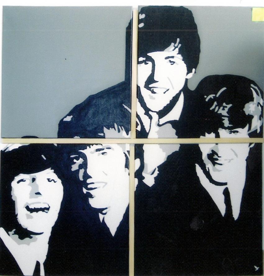 The Beatles par @do